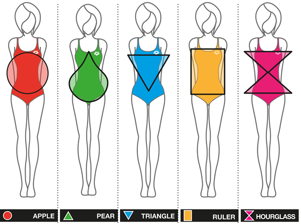 Body Types/Shapes